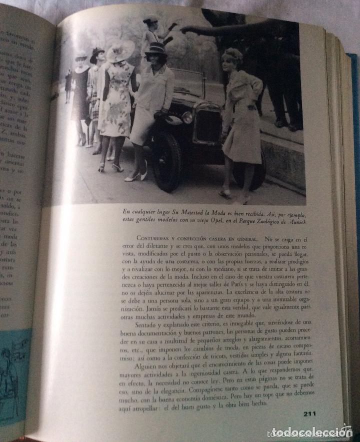 Libros de segunda mano: Enciclopedia de la Mujer ,la cocina y la belleza año 1965 Enciclopedia de la mujer. Vergara 1965, - Foto 8 - 175846567