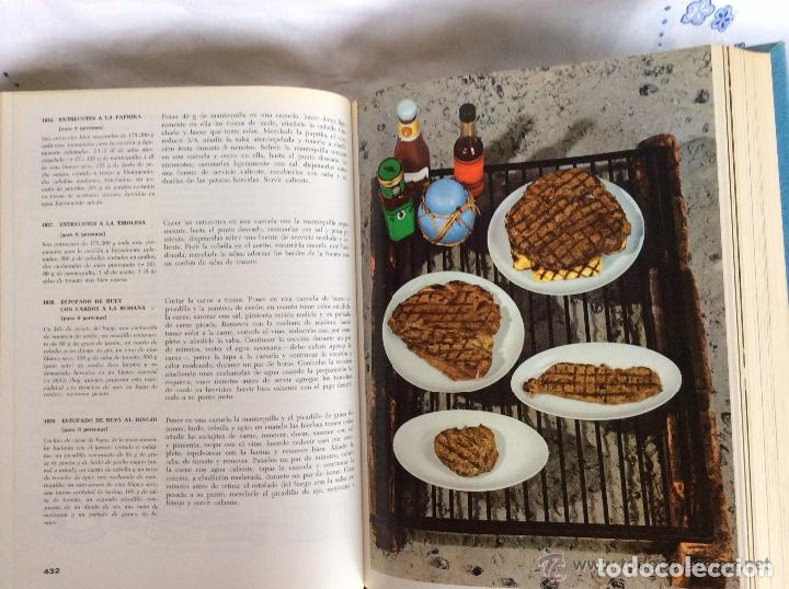 Libros de segunda mano: Enciclopedia de la Mujer ,la cocina y la belleza año 1965 Enciclopedia de la mujer. Vergara 1965, - Foto 9 - 175846567