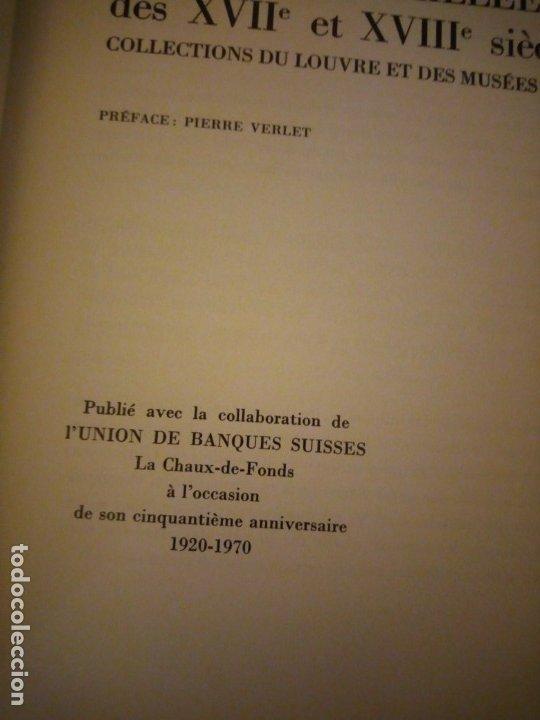 Libros de segunda mano: Montres émaillées des XVIIème et XVIIIème siècles,collection du louvre et des musees parisiens, - Foto 3 - 175850549