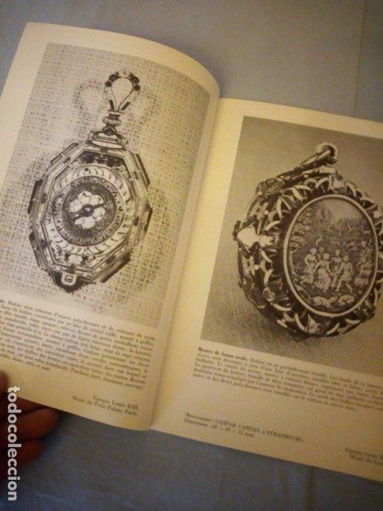 Libros de segunda mano: Montres émaillées des XVIIème et XVIIIème siècles,collection du louvre et des musees parisiens, - Foto 5 - 175850549