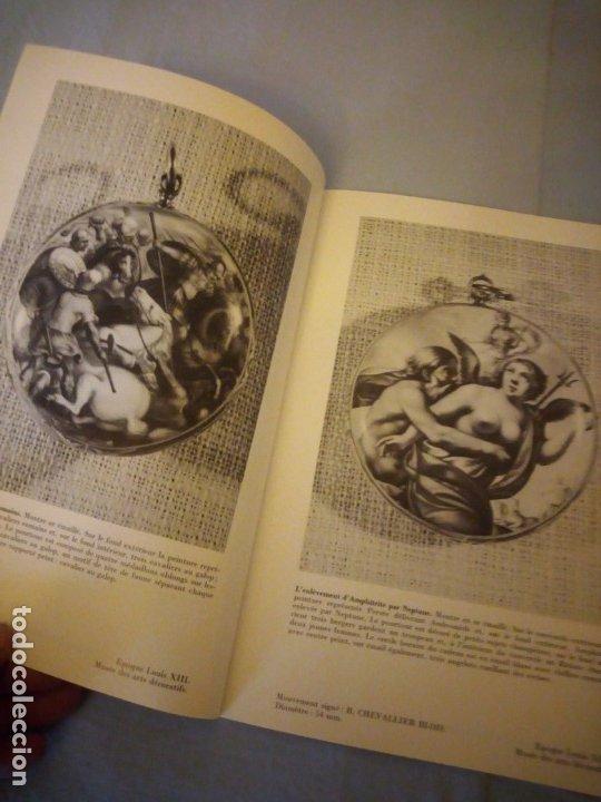 Libros de segunda mano: Montres émaillées des XVIIème et XVIIIème siècles,collection du louvre et des musees parisiens, - Foto 6 - 175850549