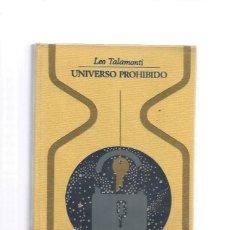 Libros de segunda mano: UNIVERSO PROHIBIDO TALAMONTI. Lote 175889598