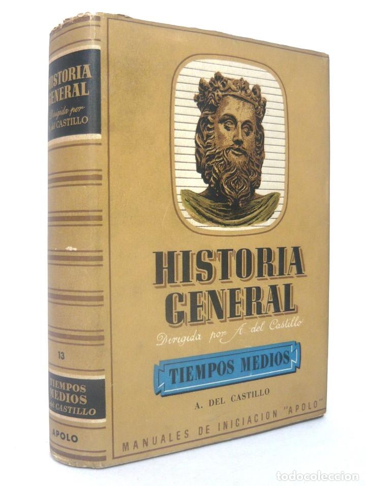 Libros de segunda mano: 1943 - Historia Universal - Completa - 3 Tomos - Mapas Desplegables - H.ª Antigua, Medieval, Moderna - Foto 11 - 175895155