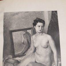 Libros de segunda mano: LIBRO JUAN FRANCISCO BOCH. EL AÑO ARTÍSTICO BARCELONÉS TEMPORADA 1947 - 1948 ILUSTRACIONES. Lote 175906333