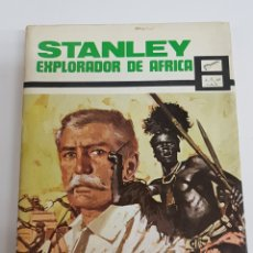 Libros de segunda mano: STANLEY EXPLORADOR EN AFRICA /POR: FREDRIKA SHUMWAY --: MOLINO 1970 - TDK69. Lote 175909613