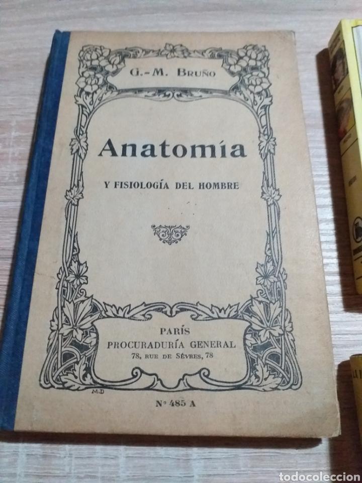 Libros de segunda mano: LIBRO ANATOMIA ,HEIDI Y LA INVASION - Foto 2 - 175929483