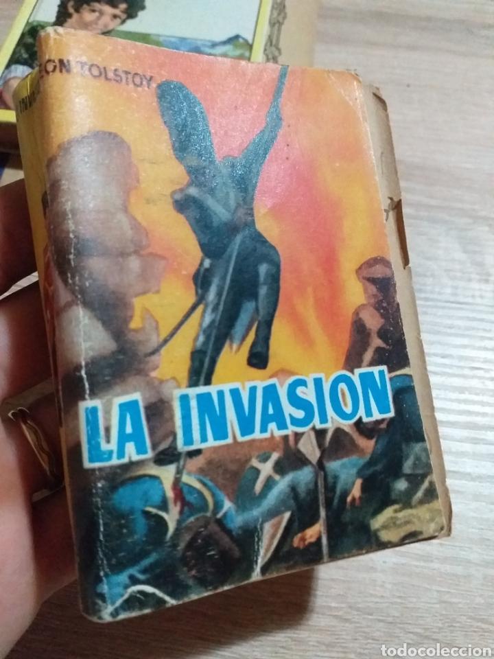 Libros de segunda mano: LIBRO ANATOMIA ,HEIDI Y LA INVASION - Foto 8 - 175929483