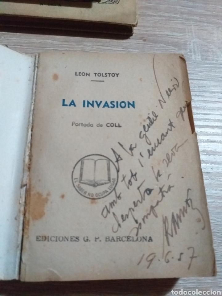 Libros de segunda mano: LIBRO ANATOMIA ,HEIDI Y LA INVASION - Foto 9 - 175929483