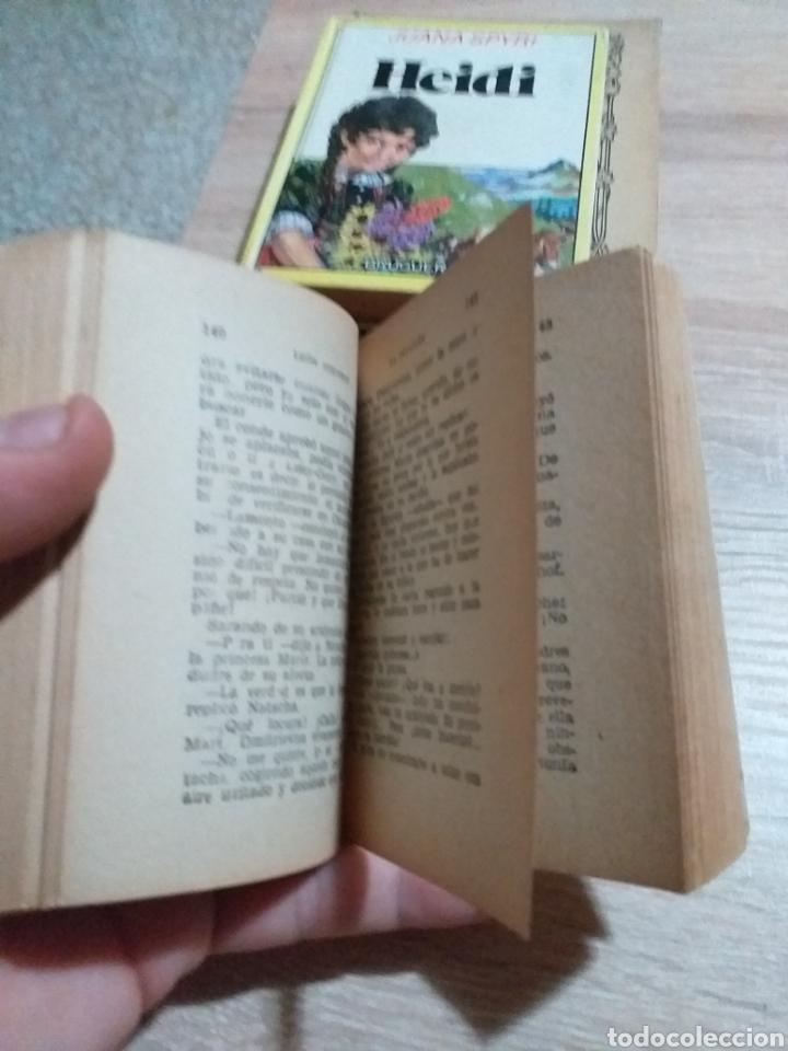 Libros de segunda mano: LIBRO ANATOMIA ,HEIDI Y LA INVASION - Foto 10 - 175929483