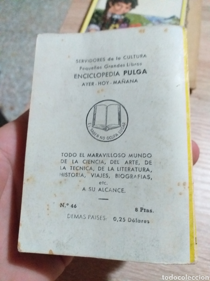 Libros de segunda mano: LIBRO ANATOMIA ,HEIDI Y LA INVASION - Foto 11 - 175929483