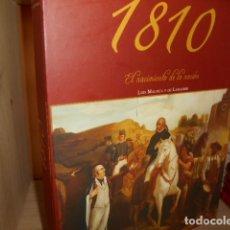 Libros de segunda mano: 1810,EL NACIMIENTO DE LA NACION /LUIS MALPICA Y DE LAMADRID. Lote 175978360