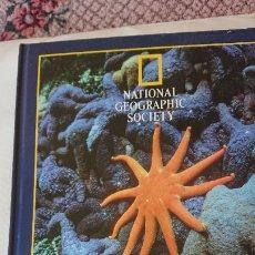 Libros de segunda mano: LOS REINOS DEL MAR – NATIONAL GEOGRAPHIC SOCIETY – EL PAÍS. Lote 176018952