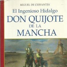 Libros de segunda mano: 0017778 EL INGENIOSO HIDALGO DON QUIJOTE DE LA MANCHA. Lote 176019199