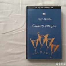 Libros de segunda mano: CUATRO AMIGOS - DAVID TRUEBA - EDITORIAL ANAGRAMA. Lote 176036099
