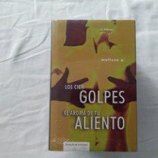 Libros de segunda mano: LOS CIEN GOLPES - EL AROMA DE TU ALIENTO - MELISSA P. - EDITORIAL CÍRCULO DE LECTORES. Lote 176036195
