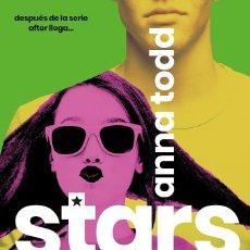 Libros de segunda mano: STARS ESTRELLAS FUGACES. Lote 176066719