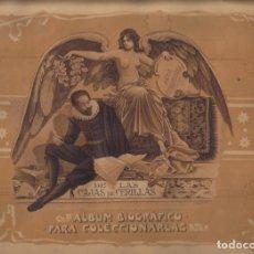 Libros de segunda mano: DON QUIJOTE DE LA MANCHA, QUIJOTÓN, PORTADA FACSIMIL DE REGALO (RESERVADO PARA X*****O). Lote 195029113