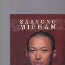 Libros de segunda mano: GOBIERNA TU VIDA - SAKYONG MIPHAM - AUTOAYUDA - ONIRO EDITORIAL 2011. Lote 176106369