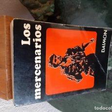 Libros de segunda mano: LOS MERCENARIOS. Lote 176122019