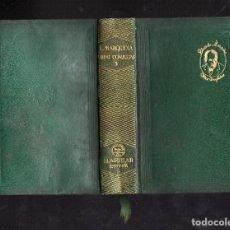 Libros de segunda mano: OBRAS COMPLETAS TOMO V DE EDUARDO MARQUINA - M. AGUILAR, EDITOR - MADRID, 1944 - . Lote 176216530