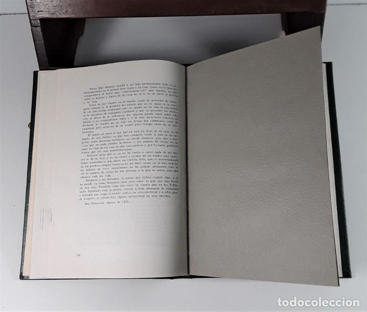 Libros de segunda mano: FOLLETOS SIN REFUTAR. 4 EJEM. EN I TOMO. J. ESCORIAZA. IMP. H. DE ARAGÓN. ZARAGOZA. 1955. - Foto 6 - 176265244