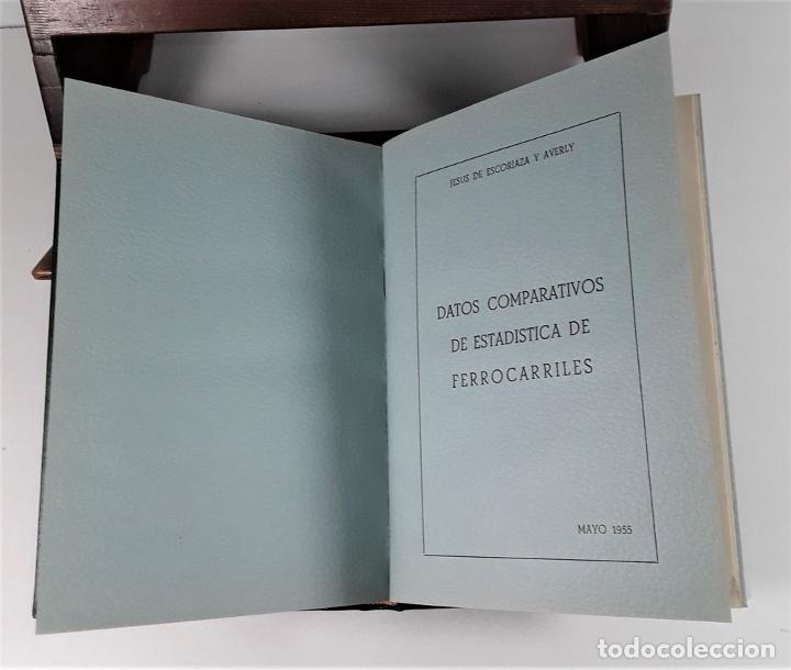 Libros de segunda mano: FOLLETOS SIN REFUTAR. 4 EJEM. EN I TOMO. J. ESCORIAZA. IMP. H. DE ARAGÓN. ZARAGOZA. 1955. - Foto 11 - 176265244
