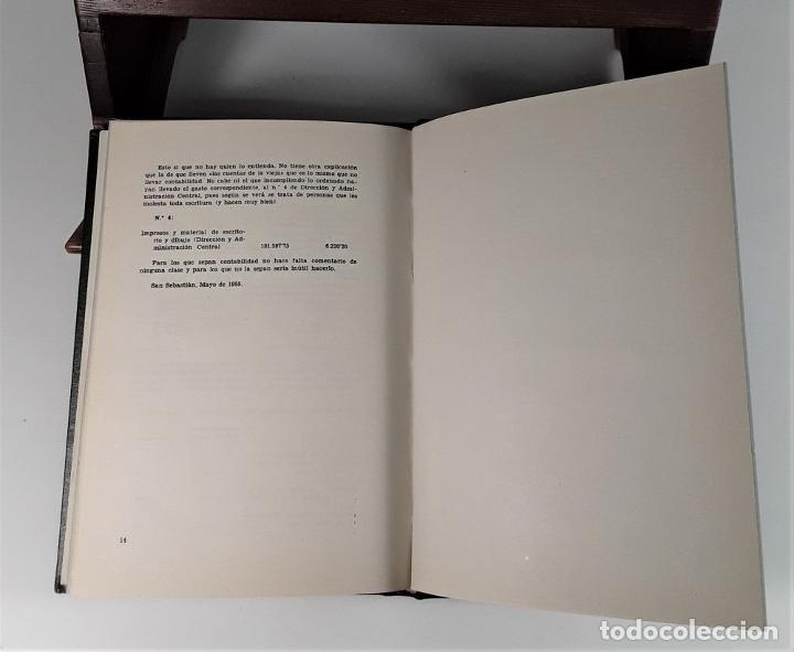 Libros de segunda mano: FOLLETOS SIN REFUTAR. 4 EJEM. EN I TOMO. J. ESCORIAZA. IMP. H. DE ARAGÓN. ZARAGOZA. 1955. - Foto 14 - 176265244