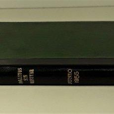 Libros de segunda mano: FOLLETOS SIN REFUTAR. 4 EJEM. EN I TOMO. J. ESCORIAZA. IMP. H. DE ARAGÓN. ZARAGOZA. 1955.. Lote 176265244