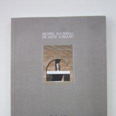 Libros de segunda mano: MUSEO NACIONAL DE ARTE ROMANO: MÉRIDA. 2ª ED. 1991. Lote 176266479