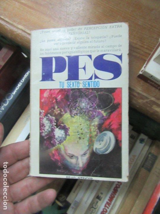 PES TU SEXTO SENTIDO, BRAD STEIGER. L.8760-685 (Libros de Segunda Mano - Pensamiento - Otros)