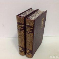 Libros de segunda mano: OBRAS COMPLETAS ANGEL GANIVET AGUILAR JOYA. Lote 176312928