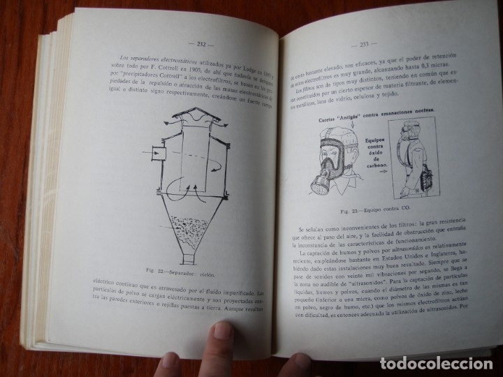 Libros de segunda mano: LIBRO SEGURIDAD E HIGIENE EN EL TRABAJO JOSE PENDAS DIAZ 1971 - Foto 4 - 176356242