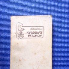 Libros de segunda mano: EL HOMBRE PRACTICO ARACNE. Lote 176384175