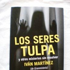 Libros de segunda mano: LOS SERES TULPA. Lote 176385158