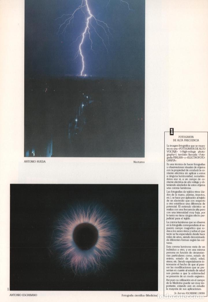 Libros de segunda mano: CRÓNICA DE LA LUZ EXP 41 FOTÓGRAFOS CONTEMPORÁNEOS CÓRDOBA 150 ANIVERSARIO DESCUBRIMIENTO FOTOGRAFÍA - Foto 8 - 176408875