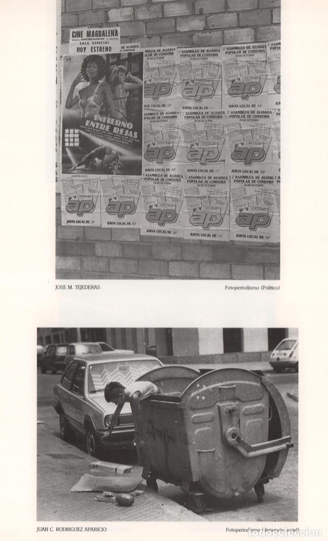 Libros de segunda mano: CRÓNICA DE LA LUZ EXP 41 FOTÓGRAFOS CONTEMPORÁNEOS CÓRDOBA 150 ANIVERSARIO DESCUBRIMIENTO FOTOGRAFÍA - Foto 24 - 176408875