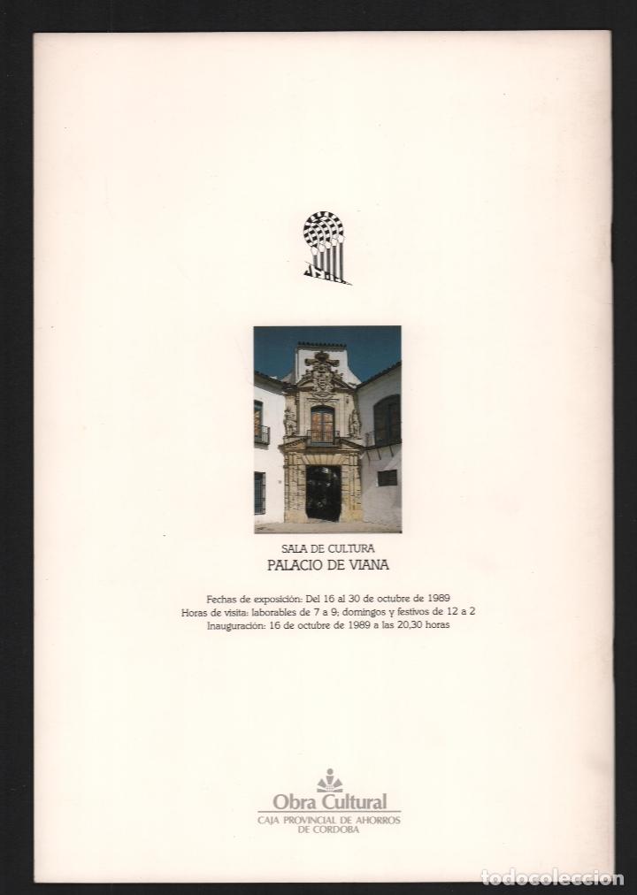 Libros de segunda mano: CRÓNICA DE LA LUZ EXP 41 FOTÓGRAFOS CONTEMPORÁNEOS CÓRDOBA 150 ANIVERSARIO DESCUBRIMIENTO FOTOGRAFÍA - Foto 30 - 176408875