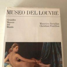 Libros de segunda mano: LIBRO MUSEO DEL LOUVRE. Lote 176464408
