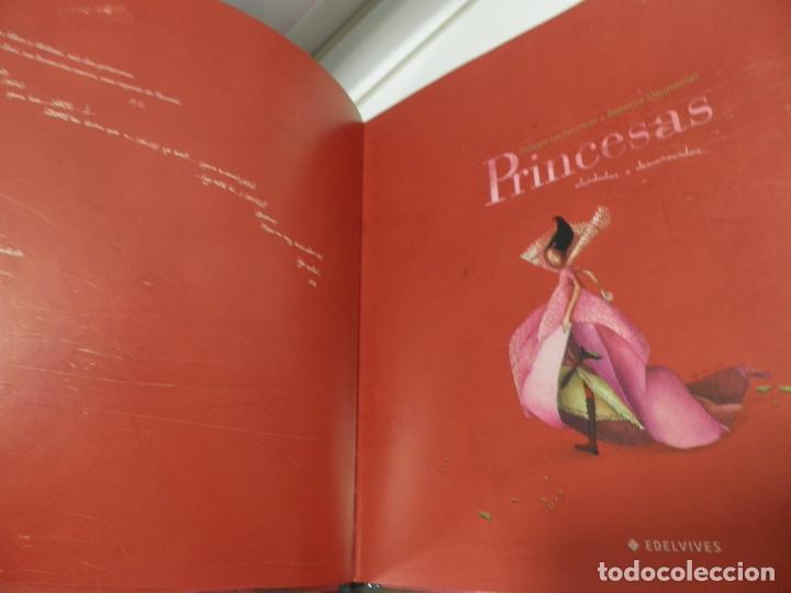 Libros de segunda mano: PRINCESAS OLVIDADAS O DESCONOCIDAS - ED. EDELVIVES, TAPA DURA - Foto 4 - 176480880