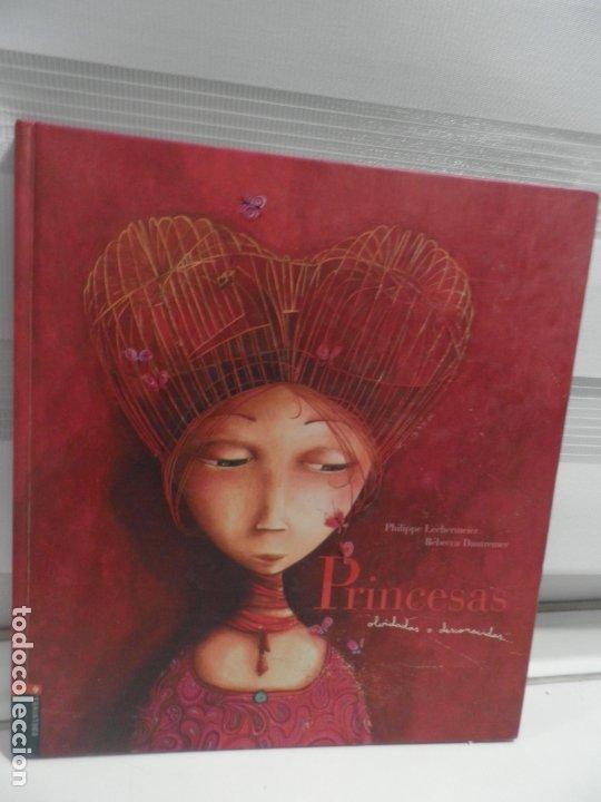 PRINCESAS OLVIDADAS O DESCONOCIDAS - ED. EDELVIVES, TAPA DURA (Libros de Segunda Mano - Literatura Infantil y Juvenil - Otros)