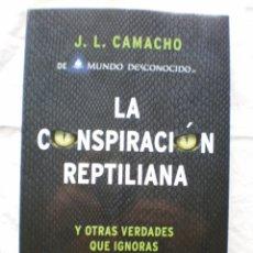 Libros de segunda mano: LA CONSPIRACION REPTILIANA. Lote 176485123