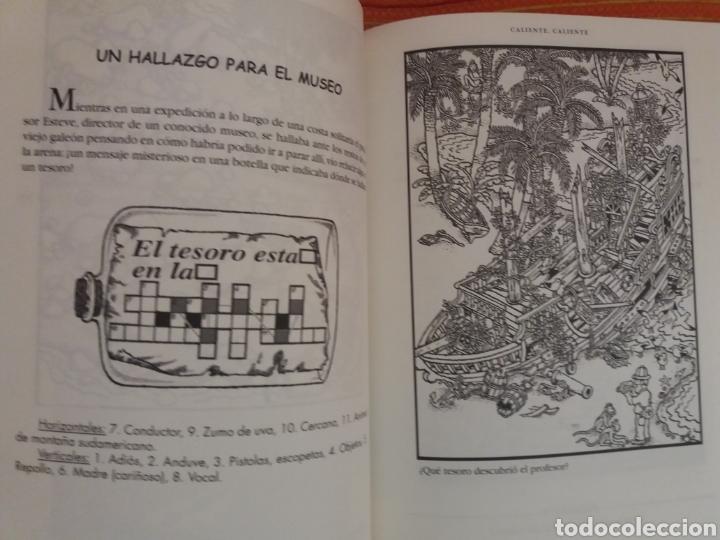 Libros de segunda mano: CALIENTE CALIENTE 8 AVENTURAS Y 50 ENIGMAS PARA RESOLVER DISFRUTANDO - Foto 3 - 176492348