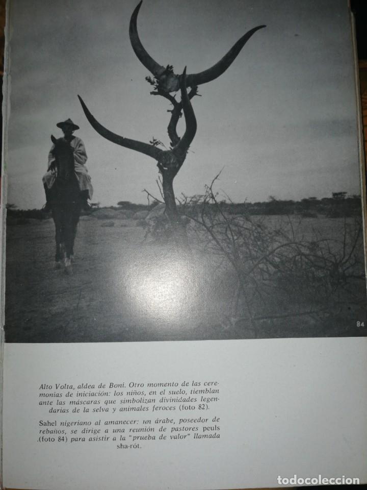 Libros de segunda mano: AFRICA MILENARIA. 1966 - Foto 4 - 176501577