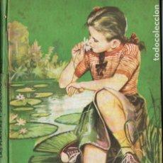 Libros de segunda mano: FLORENCIA DE ARQUER : LAS PLANTAS Y SUS CURIOSIDADES (JUVENIL FERMA, 1962). Lote 176504434