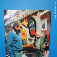 Livres d'occasion: ROYO A MIRO A SANT CUGAT.- JOSEP CANALS I GUAL. Lote 176586064