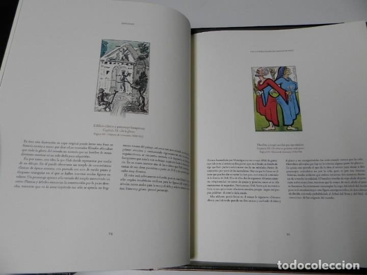 Libros de segunda mano: ENSAYOS DE MONTAIGNE. ILUSTRADOS POR SALVADOR DALÍ. LÁMINAS. EDICIÓN DE LUJO - Foto 5 - 176630510