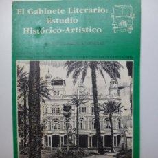 Libros de segunda mano: COLECCIÓN GUAGUA. 62. EL GABINETE LITERARIO. Lote 176639888