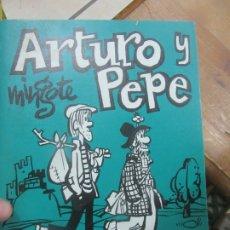 Libros de segunda mano: ARTURO Y PEPE, ANTONIO MINGOTE. L.809-1310. Lote 176641634