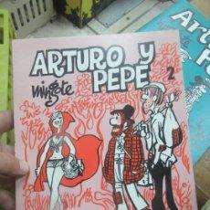 Libros de segunda mano: ARTURO Y PEPE, ANTONIO MINGOTE. L.809-1311. Lote 176641832