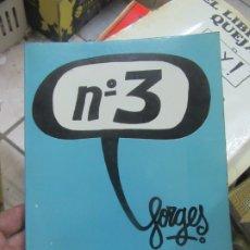 Libros de segunda mano: Nº 3, FORGES. L.809-1317. Lote 176643040